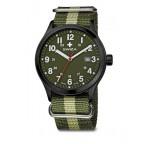 Часы KRETOS Gent, зеленые WAT.0251.1102