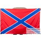 Флаг 90х135 - Боевое знамя НОВОРОССИИ