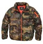 46725 Куртка (Alpha) Vapor-C woodland XXXL зима