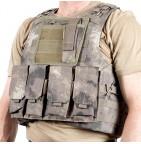 Бронежилет армейский FSBE камуфляж A-TACS