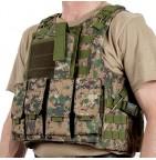 Бронежилет армейский FSBE камуфляж MARPAT