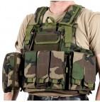 Бронежилет армейский GIRAS камуфляж французский