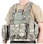 Бронежилет армейский GIRAS камуфляж ACU
