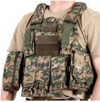 Бронежилет армейский GIRAS камуфляж MARPAT