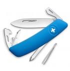 Нож Swiza D04, синий KNI.0040.1030
