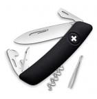 Нож Swiza D03, черный KNI.0030.1010